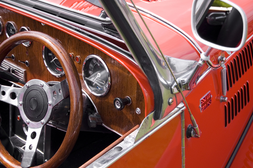 classic car dehumidification