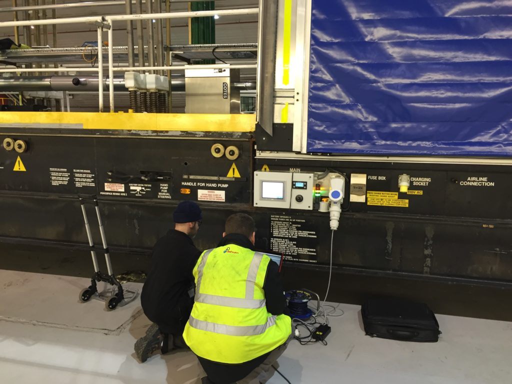 engineers working at airbus
