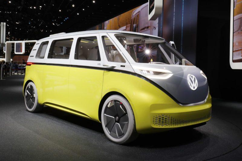 EV plans Wolkswagen