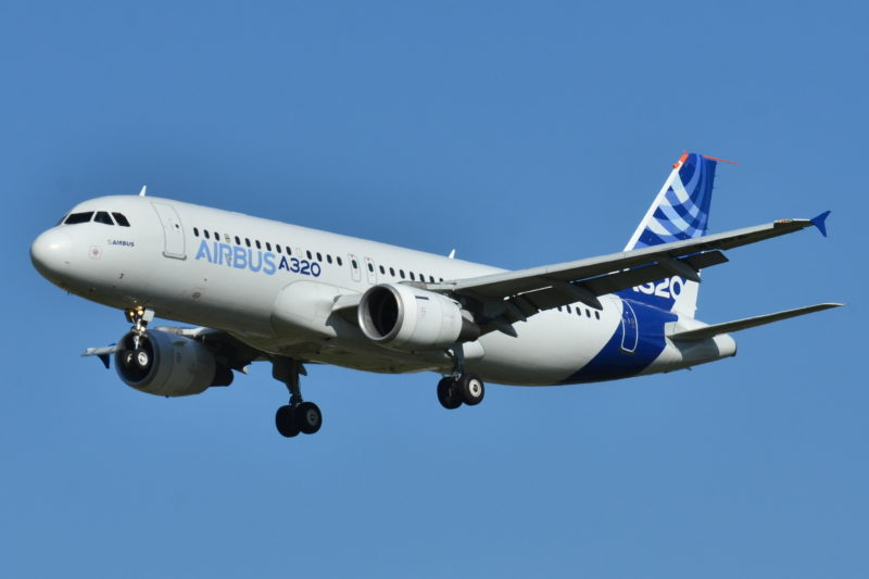 Uk built kits Airbus A320