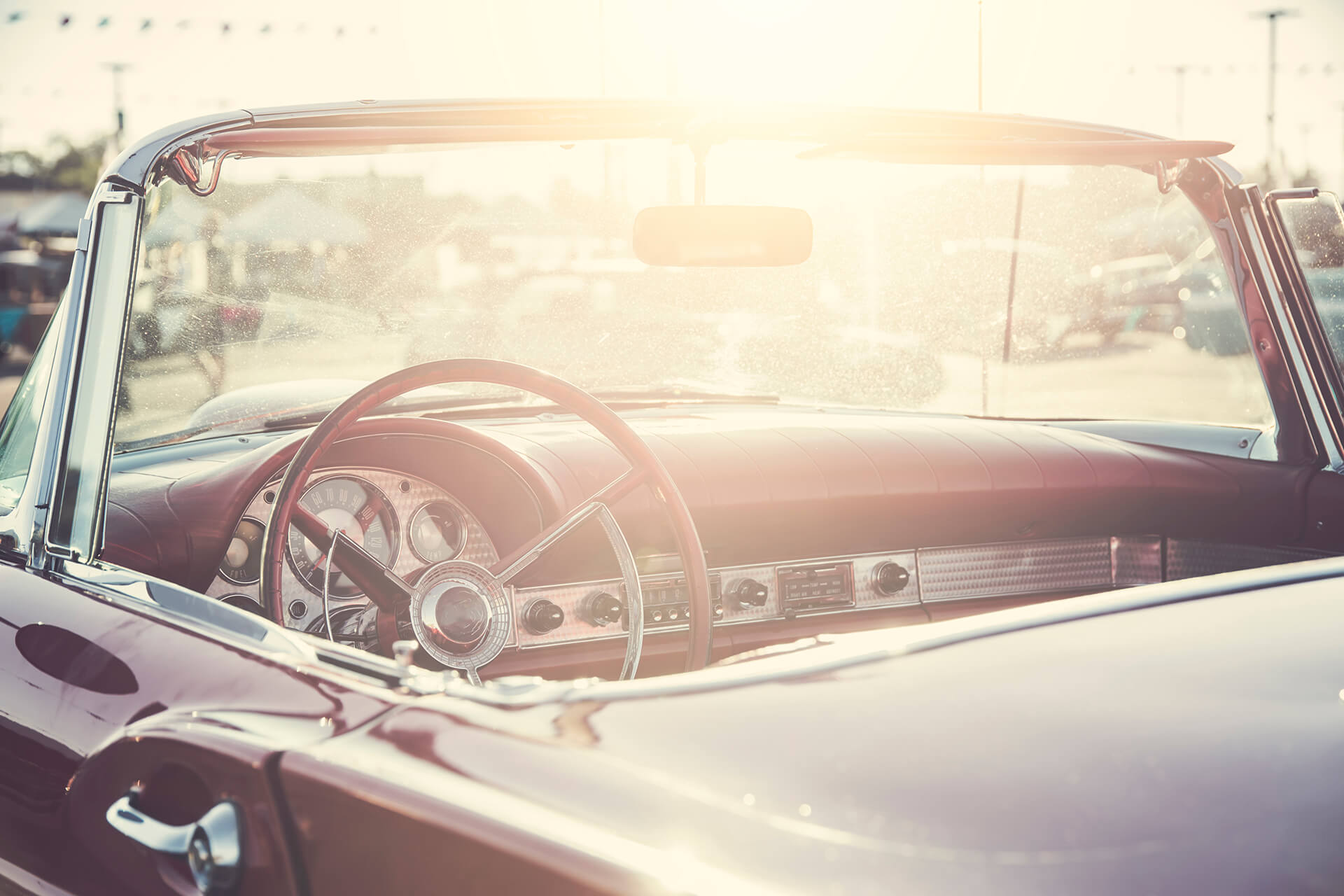 Prevent Corrosion Classic Car