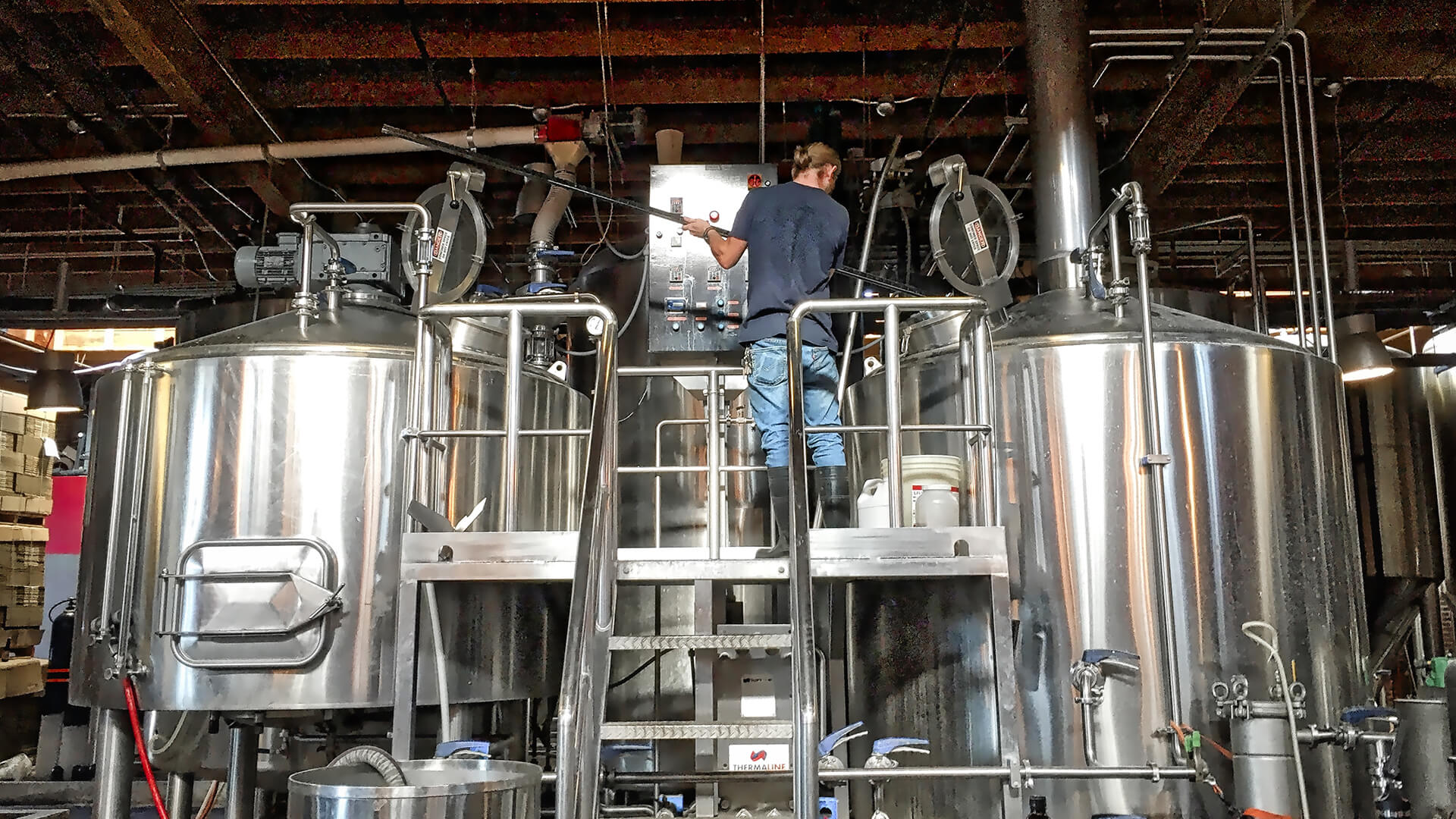 improve quality consistency brewery